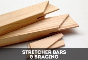 Stretcher Bars & Bracing