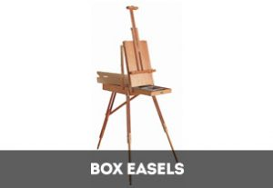 Mabef Box Easels