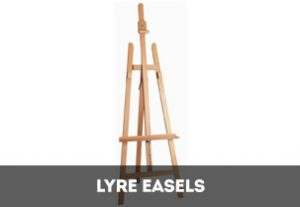 Mabef Lyre Easels