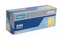 Rapid 13/8mm Staples