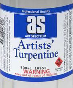 Art Spectrum Artists' Turpentine