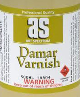 Art Spectrum Damar Varnish
