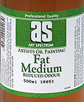 Art Spectrum Reduced Odour Fat Medium