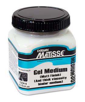 Matisse Matt Gel Medium MM30