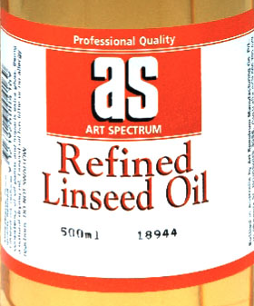 Art Spectrum Linseed Oil