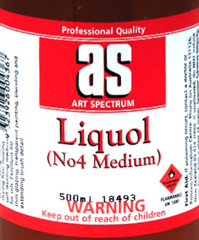 Art Spectrum Paint Medium No.4 - Liquol