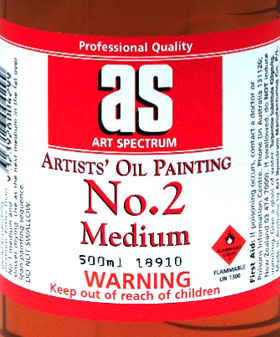 Art Spectrum Paint Medium No.2