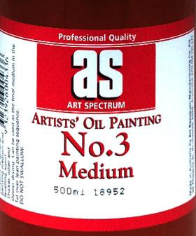 Art Spectrum Paint Medium No.3