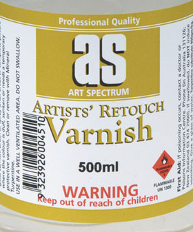 Art Spectrum Retouch Varnish