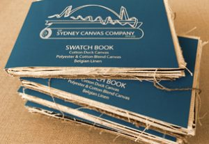 Cotton and Linen Swatch Book