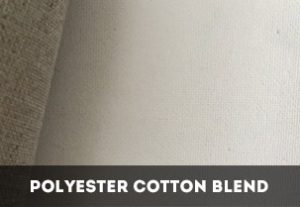 Polyester & Polyester-Cotton Canvas Rolls